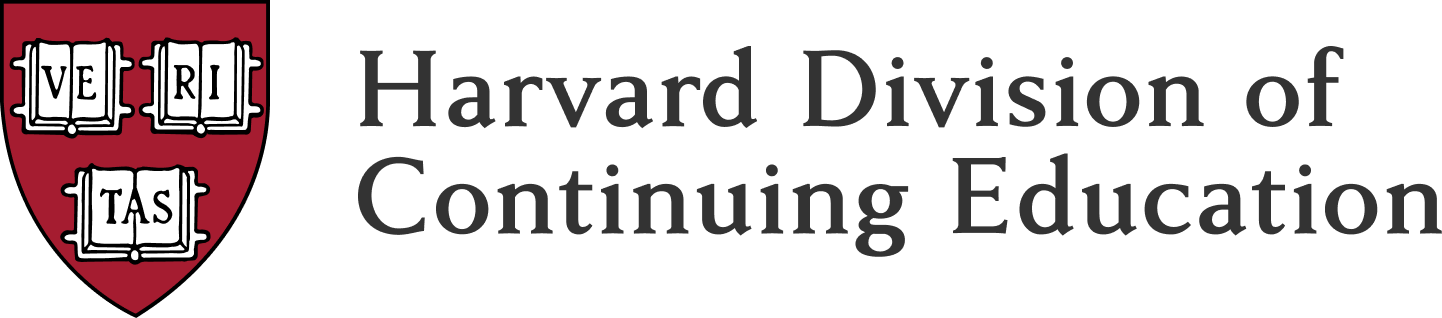 Harvard Division of Continuing Education Logo